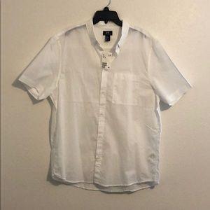 NWT H&M Short Sleeve Shirt
